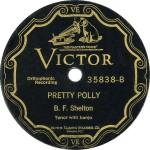 """""""Pretty Polly"""" by B.F. Shelton"""