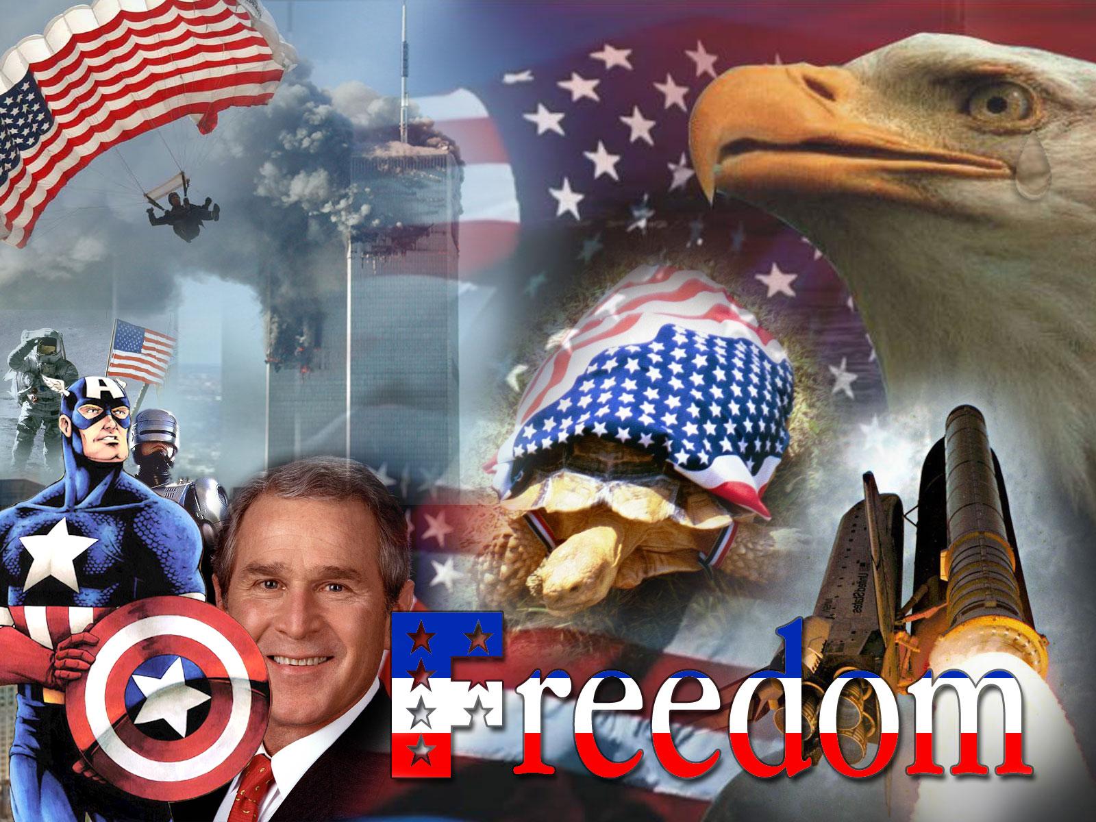 [Image: captain-america-and-george-bush-freedom.jpg]