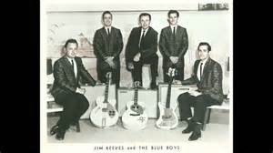 Jim Reeves and his band