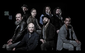 Zac Brown Band SNL