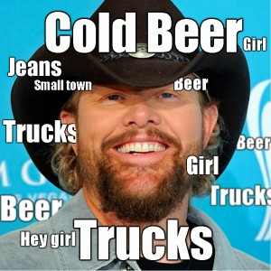 Toby Keith Country Music