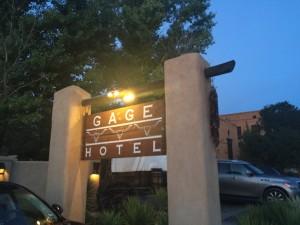 Gage Hotel in Marathon, TX