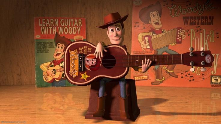 Woody's Round Up