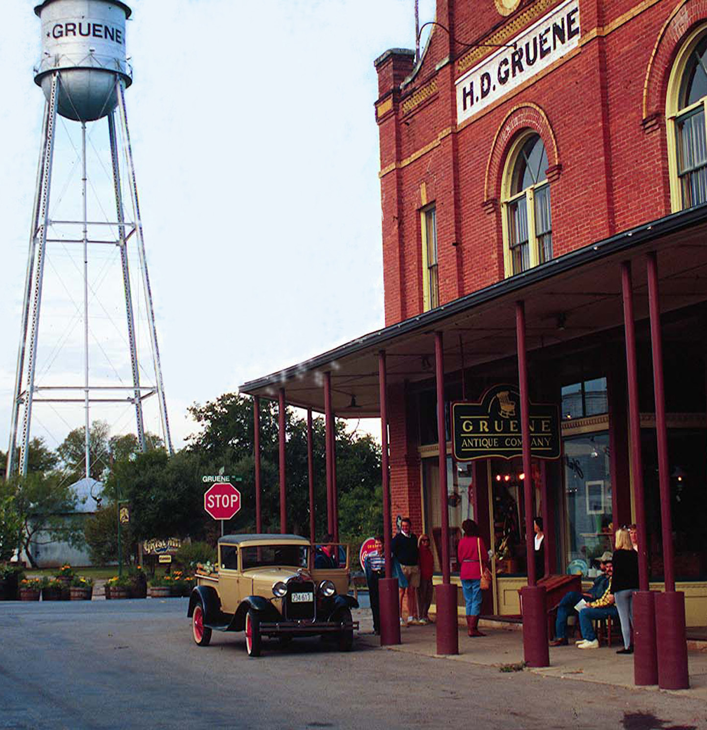 Downtown Plano Restaurants
