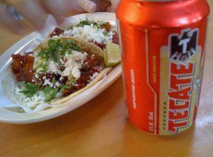 Tecate Taco