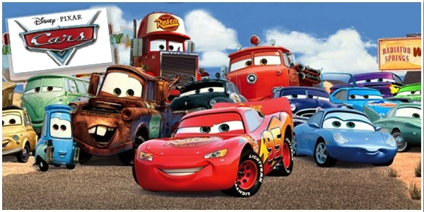 Cars Movie Soundtrack: Country Music Project